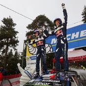 Ogier décroche un 5e Monte-Carlo, son 1er succès chez M-Sport