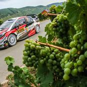 Rallye d'Allemagne : Tänak frappe un grand coup, Ogier devant Neuville