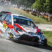 Rallye d'Allemagne : Vainqueur, Tanak est sur une voie royale