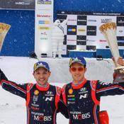 Rallye de Suède : Neuville prend sa revanche et les commandes devant Ogier