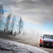 Rallye de Suède : Toyota, Hyundai et Citroën continuent à se jauger face à M-Sport