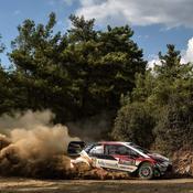 Rallye de Turquie : statu quo entre Neuville et Ogier, Tanak vainqueur