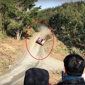 Rallye du Chili : violente sortie de route de Neuville, le pilote belge indemne (vidéo)