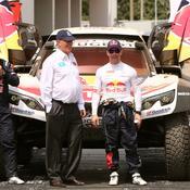 Loeb : «Pas facile d'être aussi rapide que tous ces gars»
