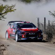 Rallye du Mexique : Sébastien Loeb réussit son retour