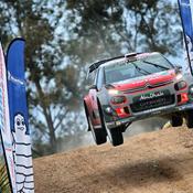 Rallye du Mexique: Meeke devant Ogier