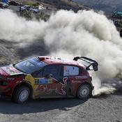 Rallye du Mexique: Ogier conforte sa place de leader