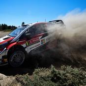 Rallye du Portugal : Ott Tanak s'impose, Ogier reste leader