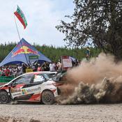Tänak première victime de l'impitoyable Rallye de Turquie