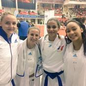Alizée Agier, championne du monde de karaté : «J'ai pris le diabète comme un challenge supplémentaire»