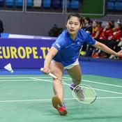 Badminton : Les Bleues battues en demi-finales des Championnats d'Europe