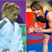 Championne de judo un jour, championne de lutte le lendemain