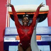 Mondiaux de gymnastique : Biles égale le record absolu de médailles mondiales