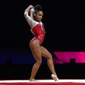 Gymnastique : Mélanie De Jesus reine d'Europe au sol
