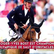 «Mon Impossible» par Roger-Yves Bost, cavalier champion de saut d'obstacles
