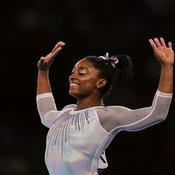Mondiaux de gymnastique : Simone Biles toujours au firmament