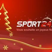 Sport24.com vous souhaite un Joyeux Noël !