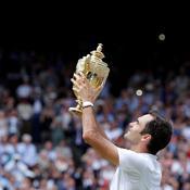 La légende Federer