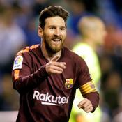 Le Barça est sacré