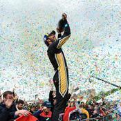 Vergne remporte l'ePrix de Paris