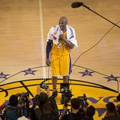 Kobe Bryant (38 ans)