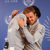 Nico Rosberg (31 ans)