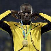 Usain Bolt (31 ans)