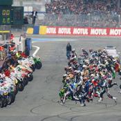 Avril 2008 - 24 heures du Mans