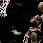 Janvier 2008 - LeBron James