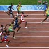 Août 2008 - Usain Bolt 100m