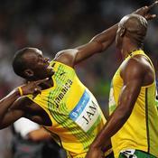 Août 2008 - Usain Bolt-Asafa Powell