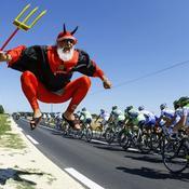 Juillet 2008 - Tour de France