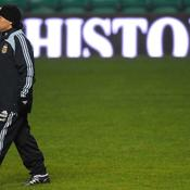 Octobre 2008 - Diego Maradona