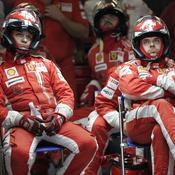 Octobre 2008 - Ferrari
