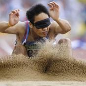 Septembre 2008 - Jakkrit Punthong, Jeux Paralympiques