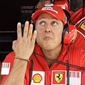Septembre 2008 - Michael Schumacher