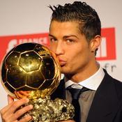 Cristiano Ronaldo, Ballon d'Or 2008