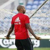 Coach Thierry Henry