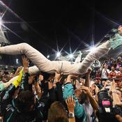 Nico Rosberg champion du monde