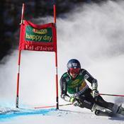 Mathieu Faivre remporte le slalom géant