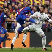 Sergio Ramos annule Lionel Messi