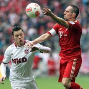 Frank Ribéry, capitaine