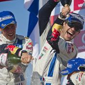 Sébastien Ogier et Julien Ingrassia au Rallye du Portugal