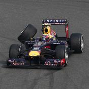Webber, GP Chine