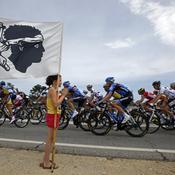 Tour de France 2013, Corse