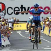 Daniel Martin, 9e étape du Tour de France