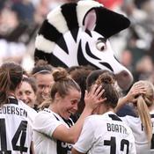 La Juventus en fête