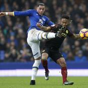 Manchester City coule à Everton