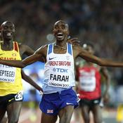 Mo Farah intraitable