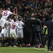 Séville vs Real Madrid